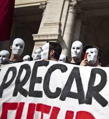 Manifestazione precari delle Autonomie locali e della Regione