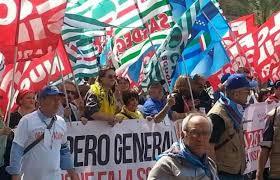 20 maggio 2016: sciopero regionale del pubblico impiego