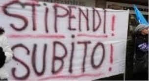 AES Comune di Cagliari: ritardo nel pagamento degli stipendi