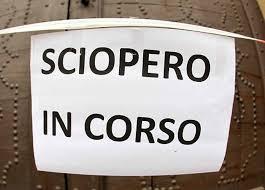 Sciopero educatori AES del Comune di Cagliari