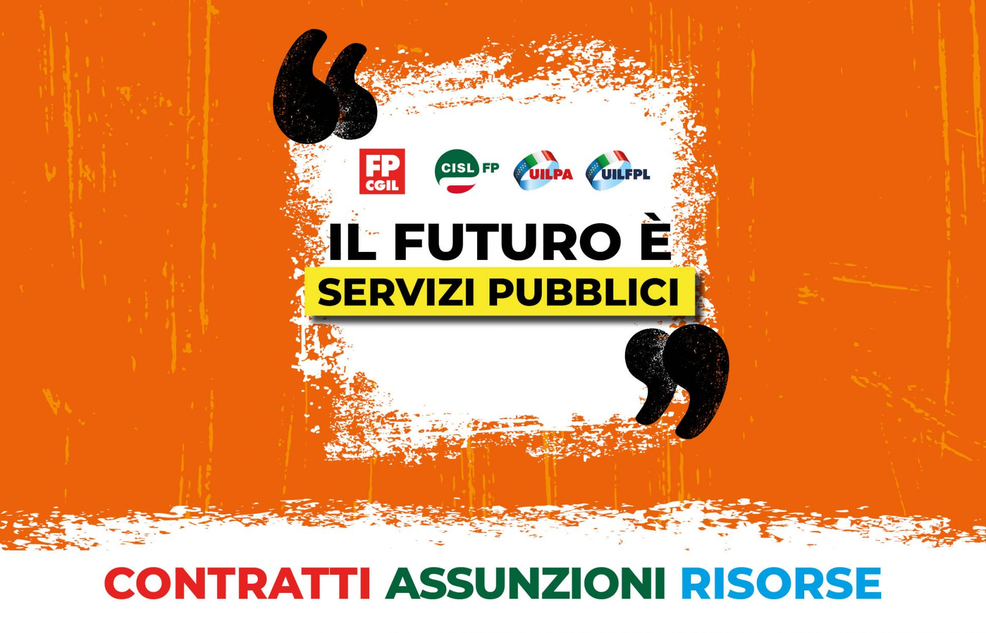 Futuro è Servizi Pubblici: Roma, 8 giugno 2019
